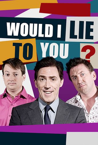 Watch Would I Lie to You?