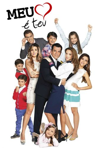 My Heart is Yours Poster