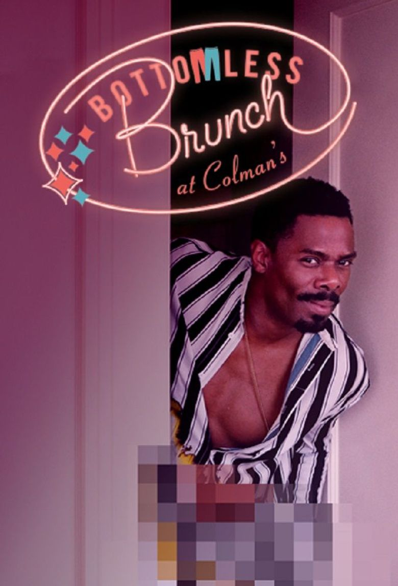 Bottomless Brunch at Colman's Poster