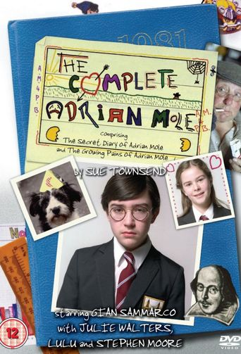The Secret Diary of Adrian Mole Poster