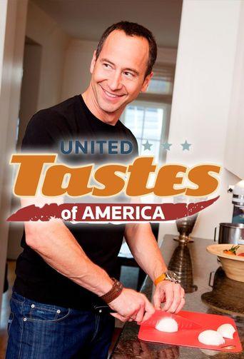 United Tastes of America Poster
