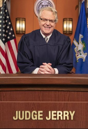 Judge Jerry Poster