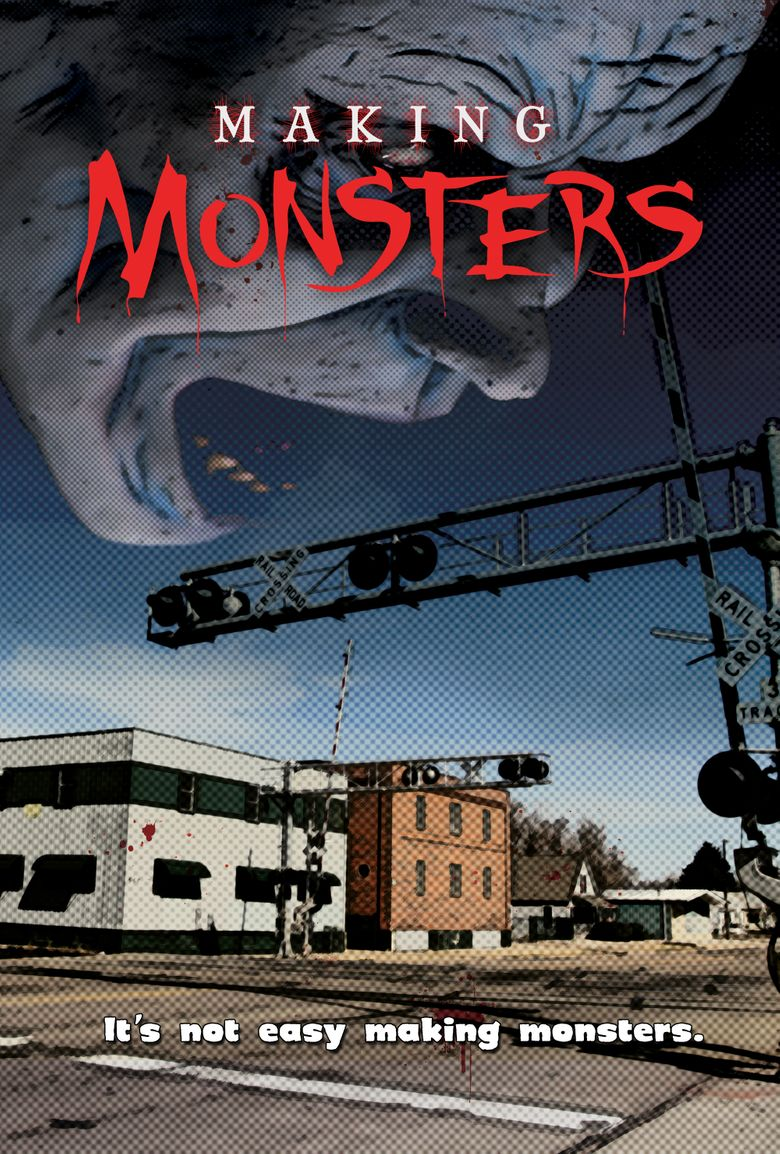 Making Monsters Poster