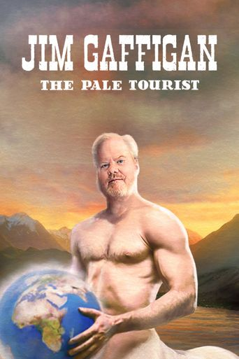 Jim Gaffigan: The Pale Tourist Poster