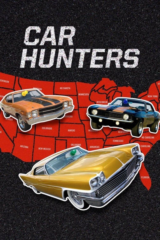 Car Hunters Poster