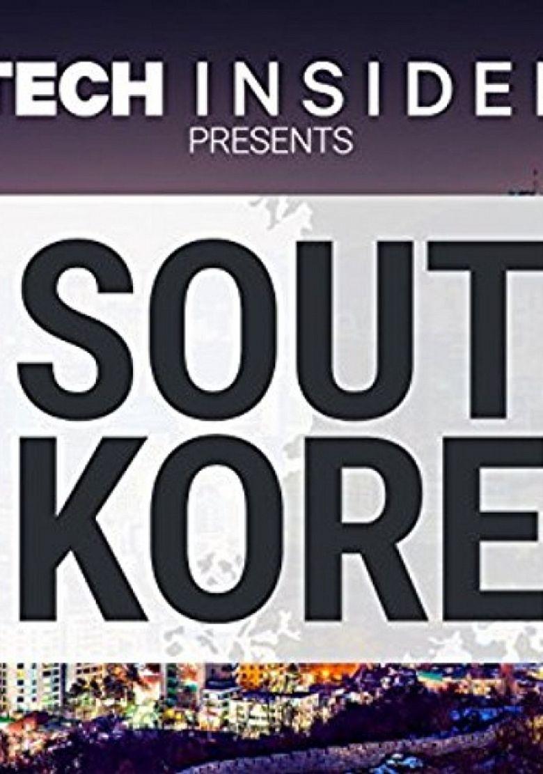 Inside South Korea Poster