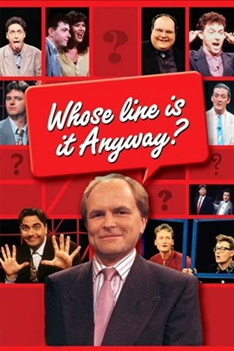 Whose Line Is It Anyway? (UK) Poster