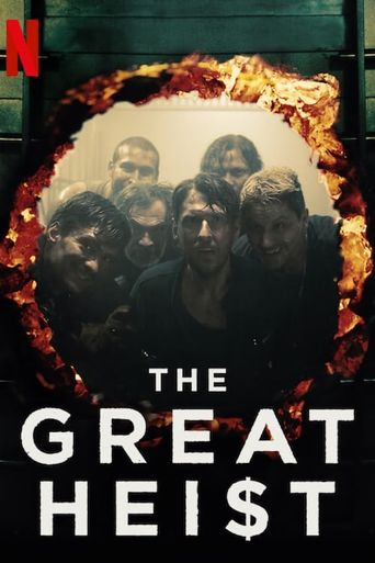 The Great Heist Poster