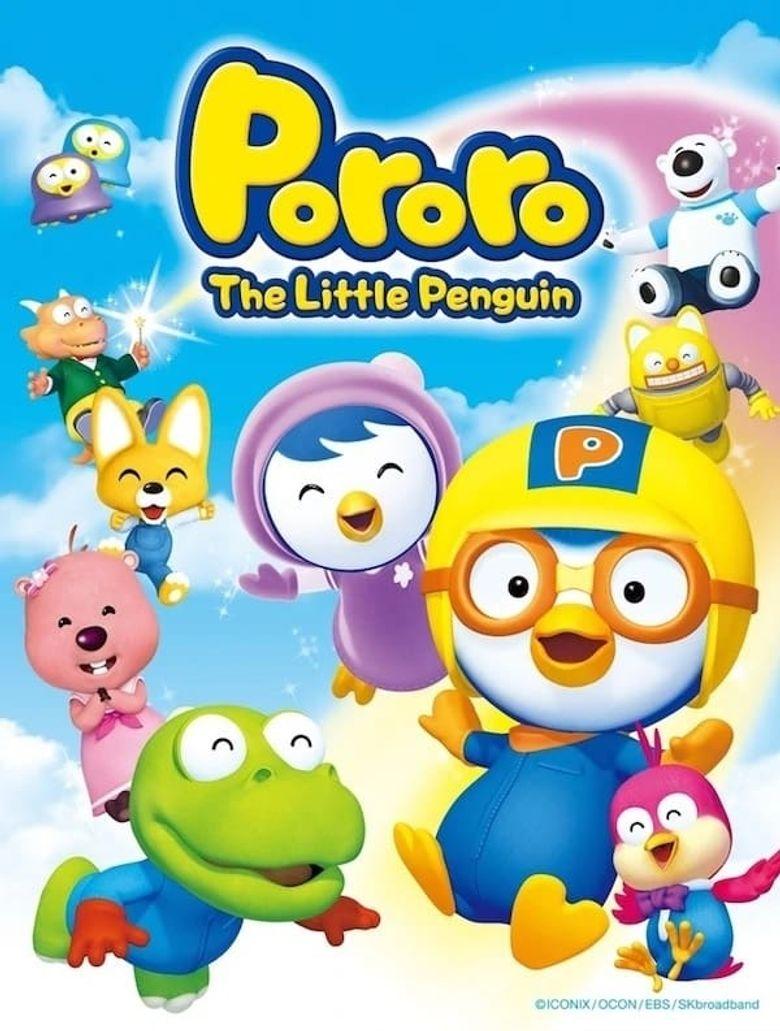 Pororo the Little Penguin Poster