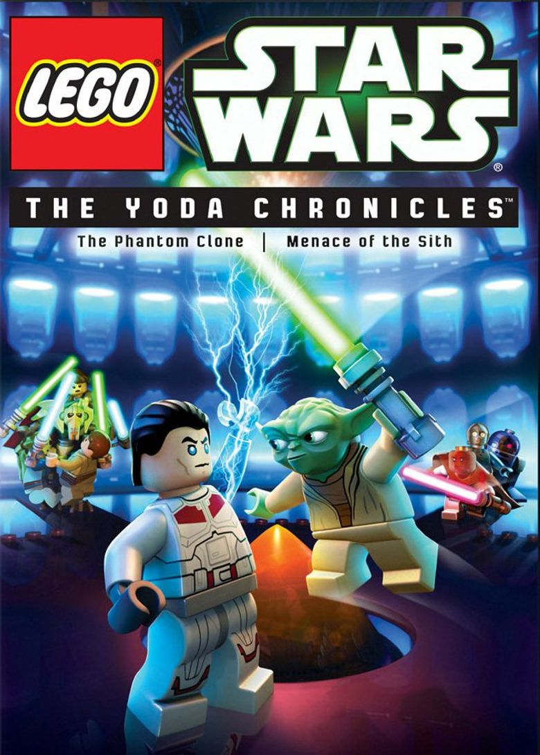 Lego Star Wars: The Yoda Chronicles Poster