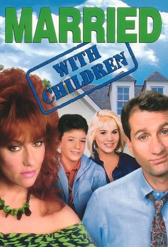 Married... with Children Poster