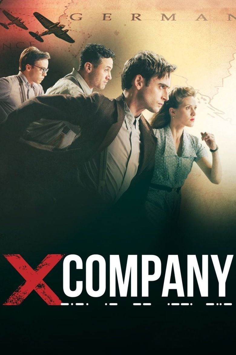 X Company Poster