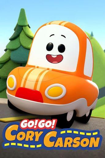 Go! Go! Cory Carson Poster