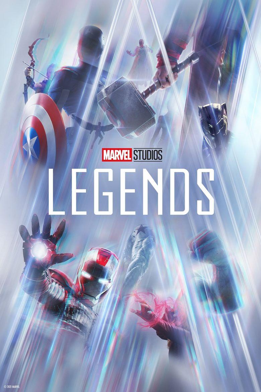 Marvel Studios: Legends Poster