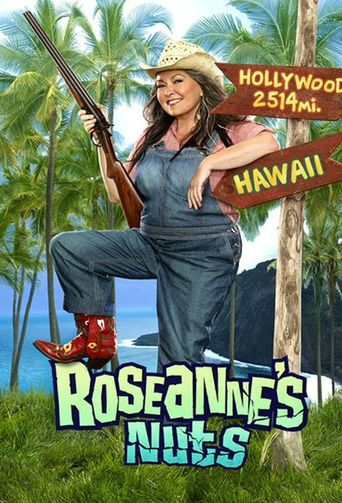 Roseanne's Nuts Poster
