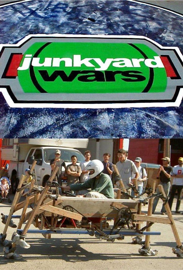Junkyard Wars Poster