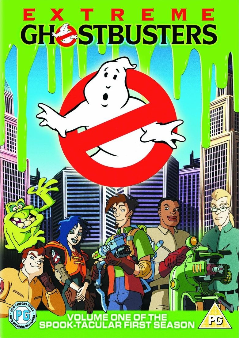 Extreme Ghostbusters Poster