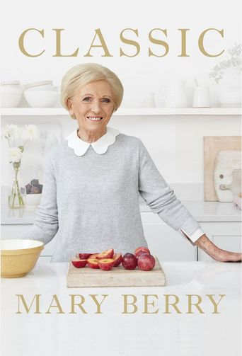 Classic Mary Berry Poster