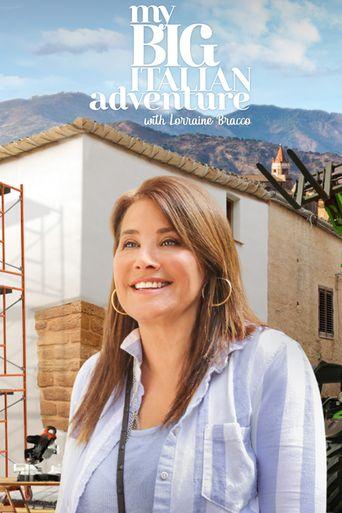 My Big Italian Adventure Poster