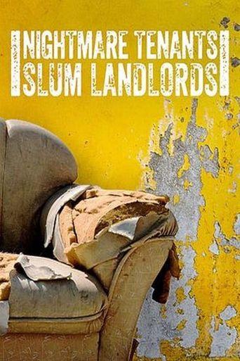Nightmare Tenants, Slum Landlords Poster