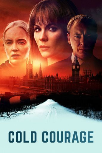 Cold Courage Poster