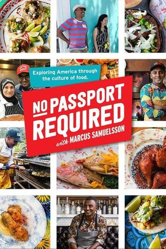 No Passport Required Poster