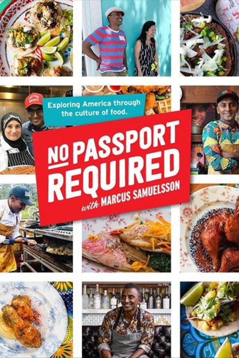 No Passport Required Poster