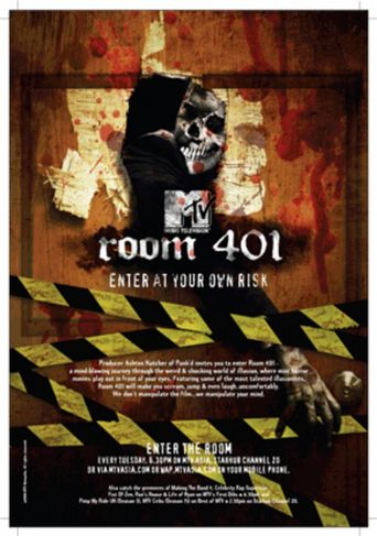 Room 401 Poster