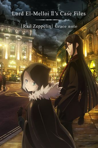Lord El-Melloi II's Case Files {Rail Zeppelin} Grace Note Poster