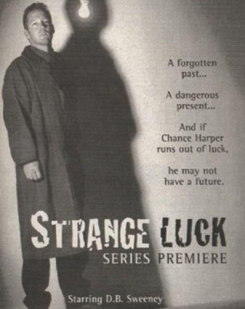 Strange Luck Poster