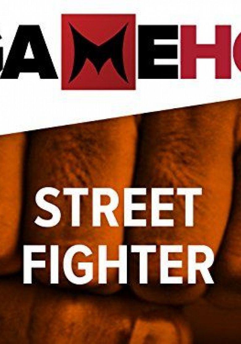 GameHQ: Street Fighter Poster