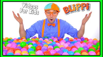 Season 02, Episode 06 Learn Vehicles for Toddlers with Blippi - Magical Moon Rock