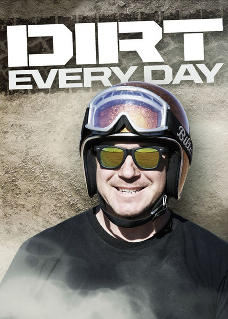 Dirt Every Day Poster