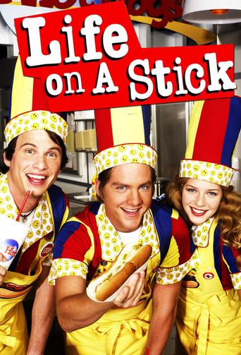 Life on a Stick Poster