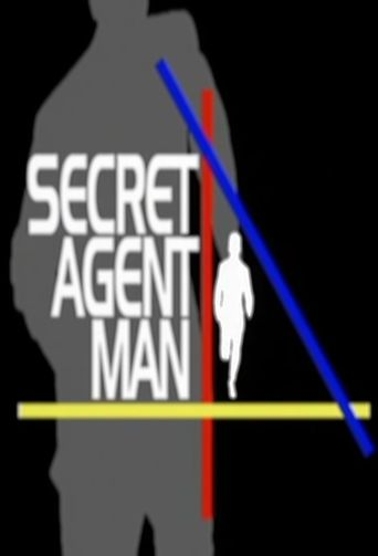 Secret Agent Man Poster