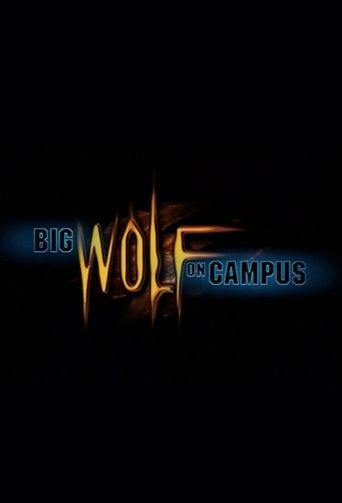 Big Wolf on Campus Poster