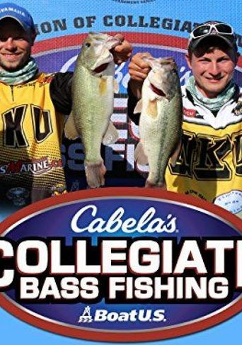 Cabela's Collegiate Bass Fishing Series Poster