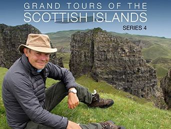 Grand Tours of the Scottish Islands Poster