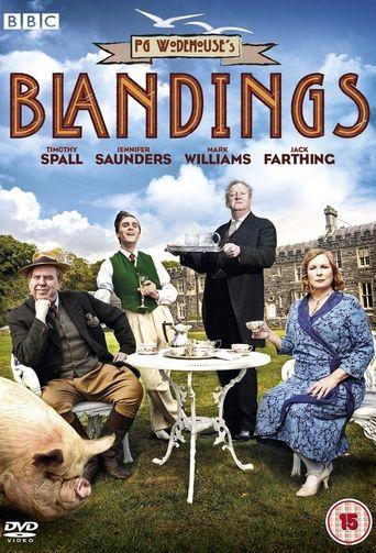 Blandings Poster