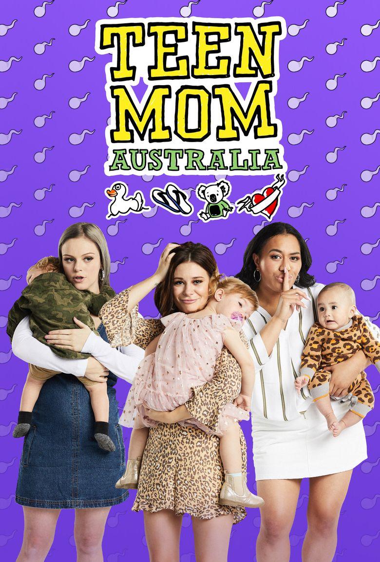 Teen Mom Australia Poster