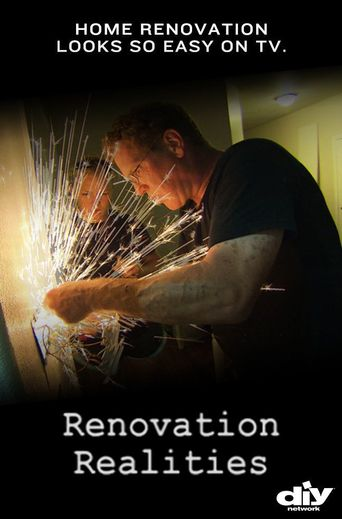 Renovation Realities Poster