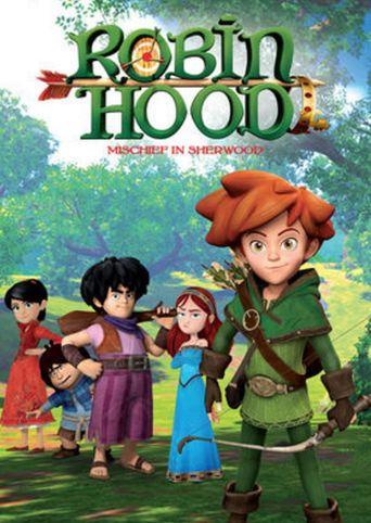 Robin Hood: Mischief In Sherwood Poster