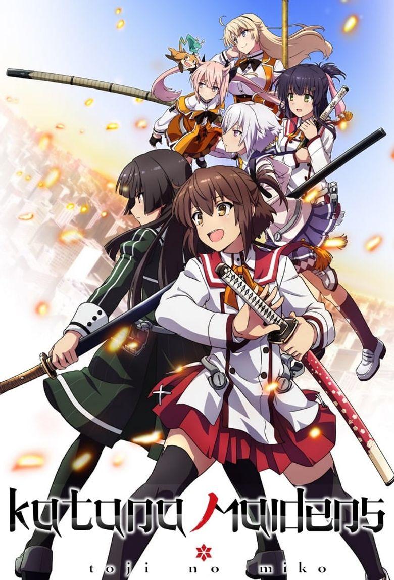 Watch Katana Maidens: Toji no Miko