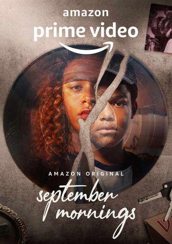 September Mornings Poster