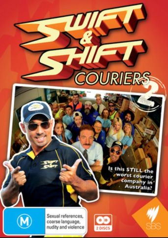 Swift and Shift Couriers Poster