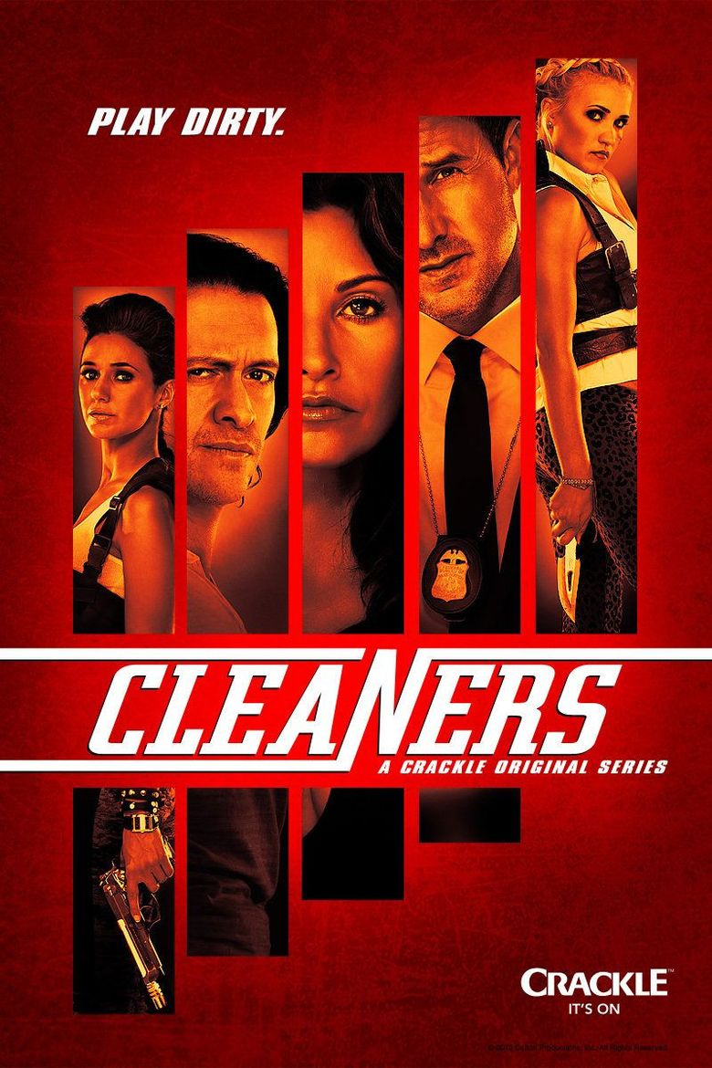 Cleaners Poster