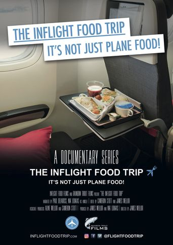 The Inflight Food Trip Poster