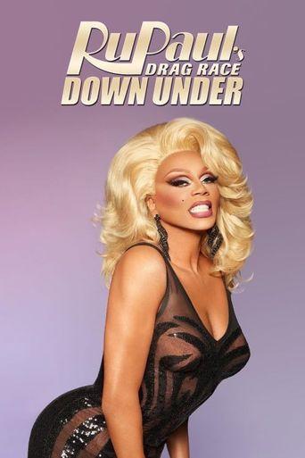 RuPaul's Drag Race Down Under Poster
