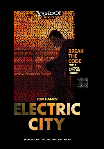 Electric City Poster