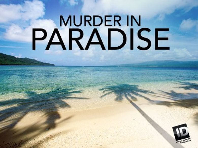 Murder In Paradise Poster